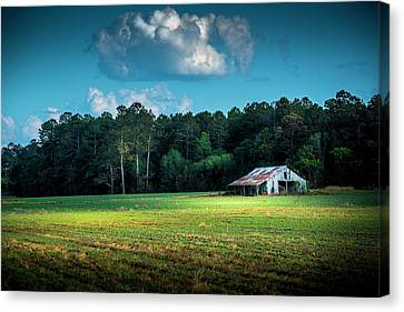 New Crops Canvas Print by Marvin Spates
