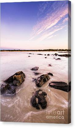 New Day In Coles Bay Canvas Print