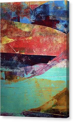 New Horizon Canvas Print by Christopher Davis