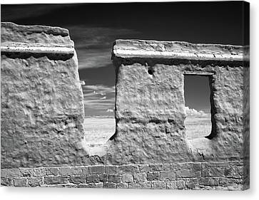 Canvas Print - New Mexico View by James Barber