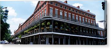 Ironwork Canvas Print - New Orleans La by Panoramic Images