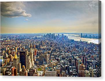 New York City - Manhattan Canvas Print