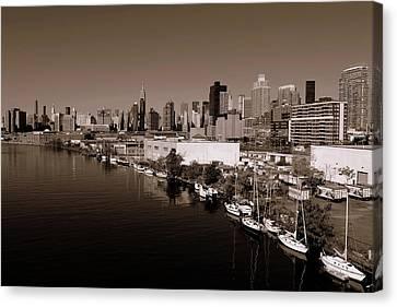 New York City-4 Canvas Print