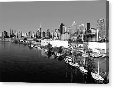 New York City-5 Canvas Print