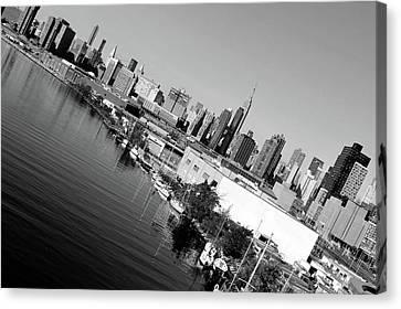 New York City-6 Canvas Print