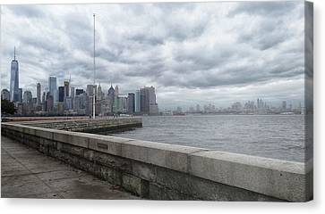 New York Canvas Print by Martin Newman