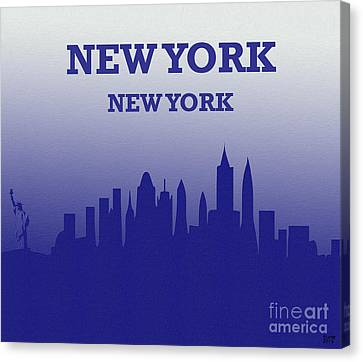 New York New York Large Canvas Art, Canvas Print, Large Art, Large Wall Decor, Home Decor Canvas Print