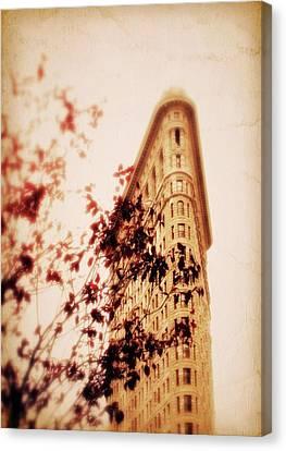 New York Nostalgia Canvas Print by Jessica Jenney