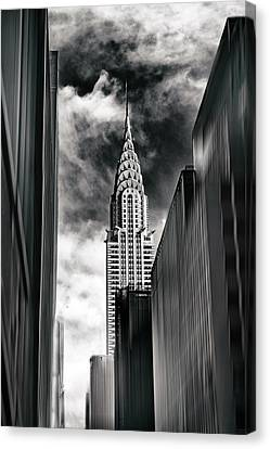 New York State Of Mind Canvas Print by Jessica Jenney