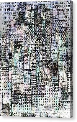 New York Syncopation Canvas Print