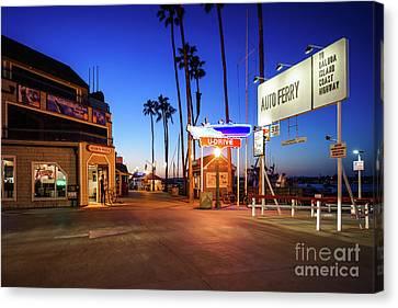 Balboa Island Canvas Prints   Fine Art America