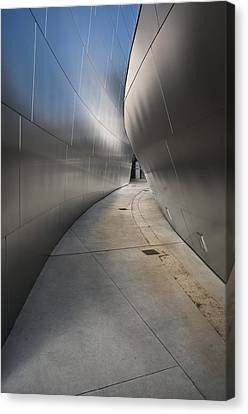 Canvas Print featuring the photograph Next Few Steps by Kevin Bergen