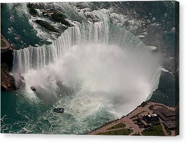 Niagara Falls Canvas Print by JT Lewis