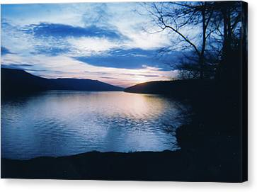Nickajack Lake Canvas Print by Utopia Concepts