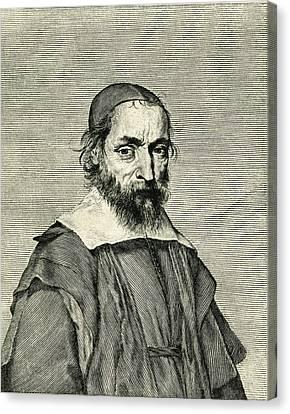 Nicolas-claude Fabri De Peiresc Canvas Print