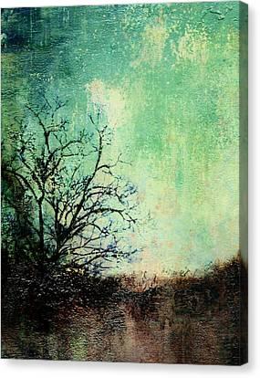 Eerie Canvas Print - Night II by Natalie Ricker