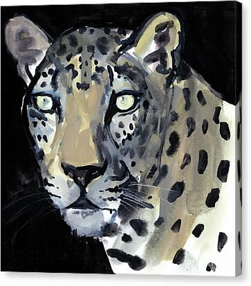 Night Canvas Print by Mark Adlington