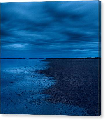 Night Moves In Canvas Print by Julian Cook