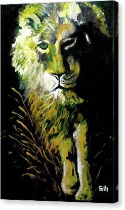 Canvas Print - Night Stalker by Seth Weaver