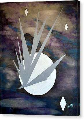 Nighthawke 2 Canvas Print