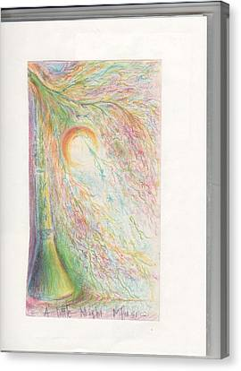 Nightshine Canvas Print by Rich Graham