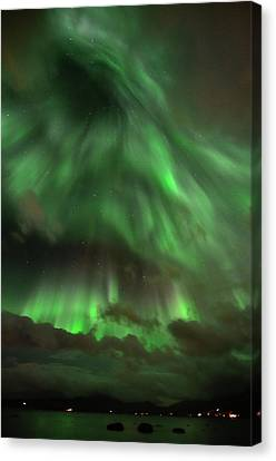 Astronomy Canvas Print - Nightsky by John Hemmingsen