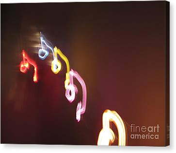 Canvas Print featuring the photograph Nine Or Six Six Or Nine by Ausra Huntington nee Paulauskaite