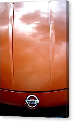 Nissan 11 Canvas Print