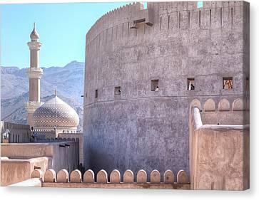 Nizwa - Oman Canvas Print by Joana Kruse