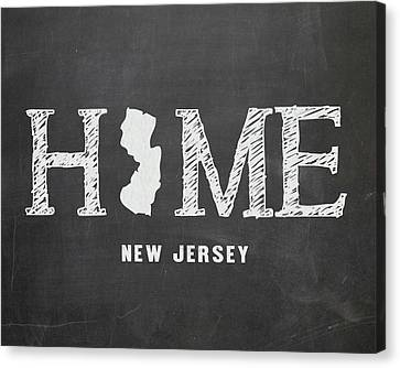 Nj For Mary Canvas Print