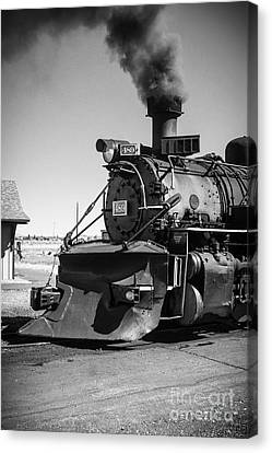 No. 489 Engine Canvas Print