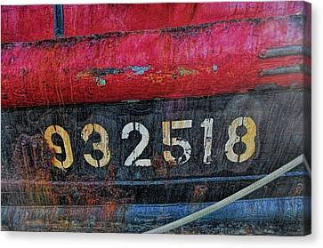 No 5 Canvas Print by Thomas J Rhodes
