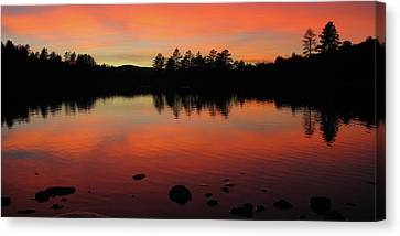 Prescott Canvas Print - No Boundaries by Mikes Nature