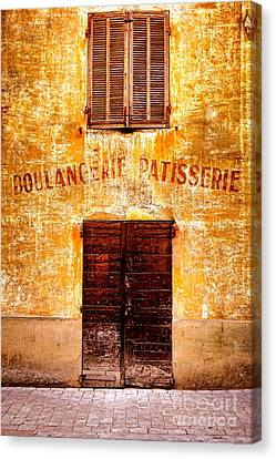 Canvas Print featuring the photograph No More Bread by Olivier Le Queinec
