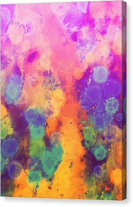 No Rain IIi Canvas Print