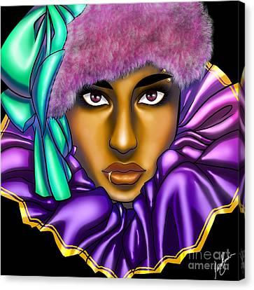 nO rEaSoN aT aLl Canvas Print by Jasneet Samra