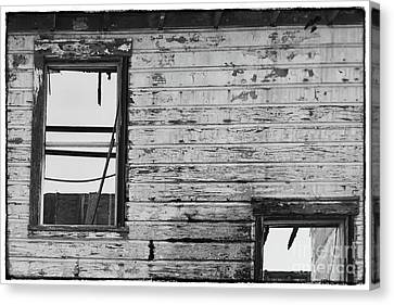 No Roof Canvas Print by Ana V Ramirez