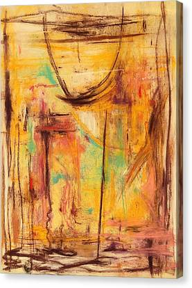 No Walls House Canvas Print by Shirley McMahon