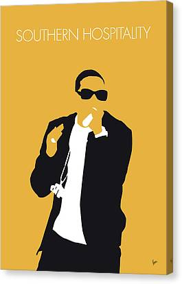 2000 Canvas Print - No154 My Ludacris Minimal Music Poster by Chungkong Art