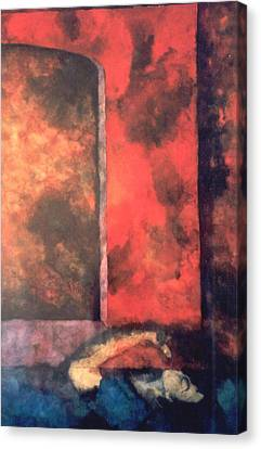 Nocturne Canvas Print by Erika Brown