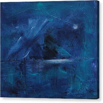 Nocturne Canvas Print