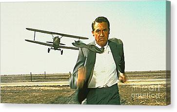 North By Northwest Canvas Print by John Malone