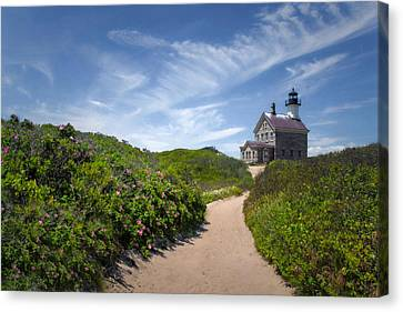 North Light Canvas Print by Robin-Lee Vieira