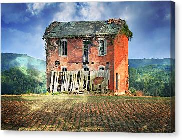 North Of Clarksville Canvas Print