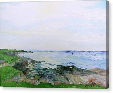 North Ronaldsay Canvas Print