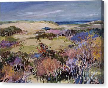 North Truro Dune Canvas Print