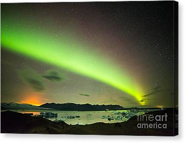Northern Lights 6 Canvas Print