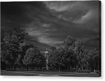 Notre Dame University 6a Canvas Print
