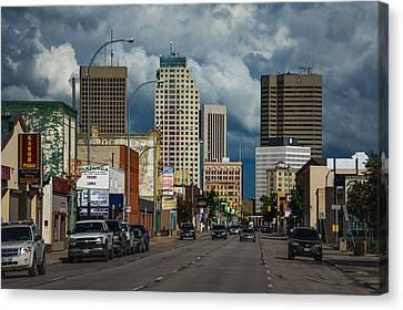 Notre Dame View Canvas Print by Bryan Scott