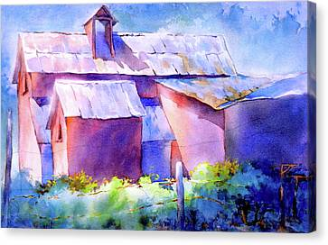 Now It's A Winery, No. 2				 Canvas Print